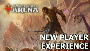 Jason talks about the new player experience for MTG:A!