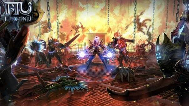 MU Legend Chaos Castle update screenshot