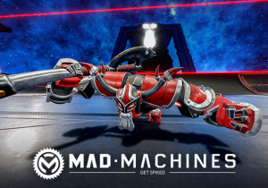 Mad Machines Game Profile Banner