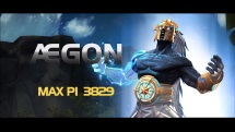 Marvel Contest of Champions Ægon Special Moves