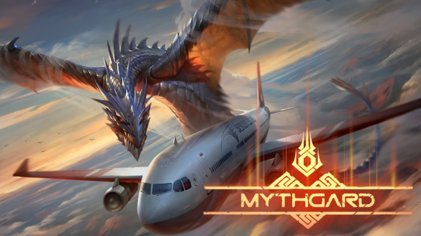 Mythgard Wyvern Art