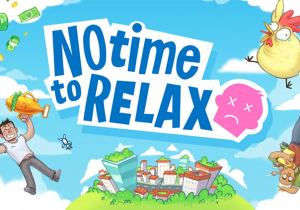 No Time to Relax Game Profile Image