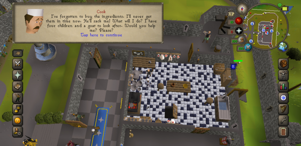 OldSchool Runescape Mobile Thoughts | MMOHuts