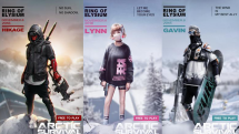 Ring of Elysium Season 1 Adventurer Pass splash art