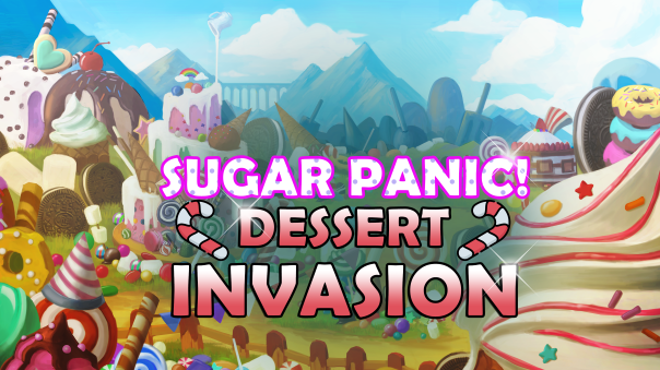 Seal Online Sugar Panic Invasion splashart