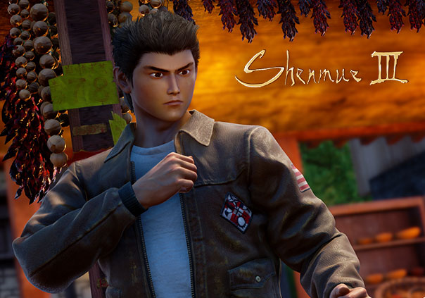 Shenmue III Game Profile Image