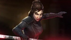 Star Wars Galaxy of Heroes Bastila Shan Fallen Trailer
