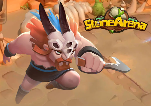 Stone Arena Game Profile Banner