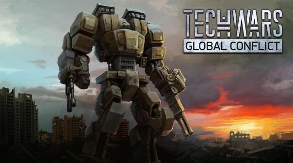 TechWars Global Conflict Launch Splash Art