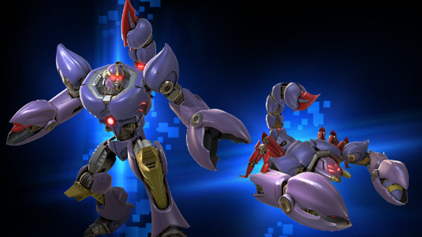 Transformers - Forged to Fight - Scorponok -image