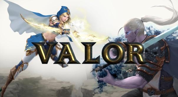 Valor Kickstarter Announcement