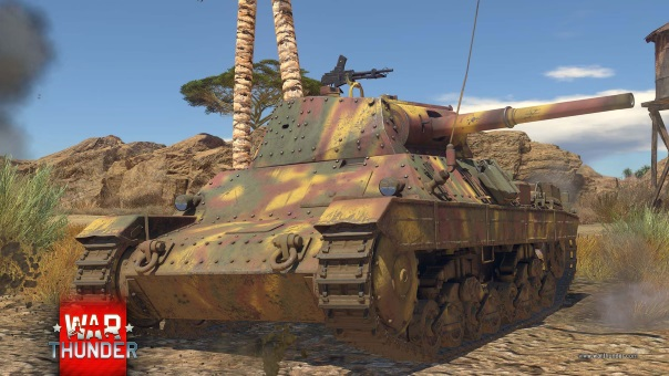 War Thunder Italian Ground Forces screenshot