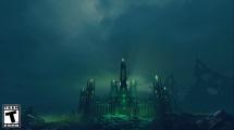 World of Warships Halloween Event - Twilight Battle screenshot