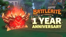 Battlerite Anniversary News splash art