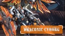 Heroes Evolved Draconic Crborg, Dragos - thumbnail