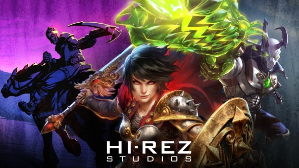 Hi Rez Expo Key Art