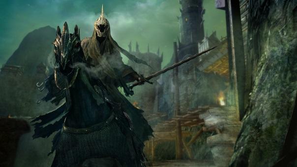 Lord of the Rings Online Legendary Server Launch Splash Art