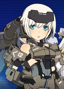 MOE - Frame Arms Girl crossover -thumbnail