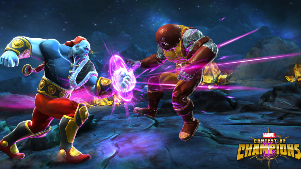 Marvel Contest of Champions The Champion Spotlight screenshot