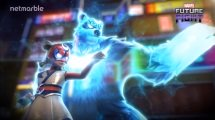 Marvel Future Fight's new hero - crescent and io screenshot