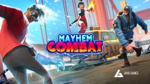 Mayhem Combat Official Trailer Thumbnail