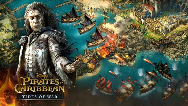 Pirates of the Caribbean Tides of War - Salazar Update