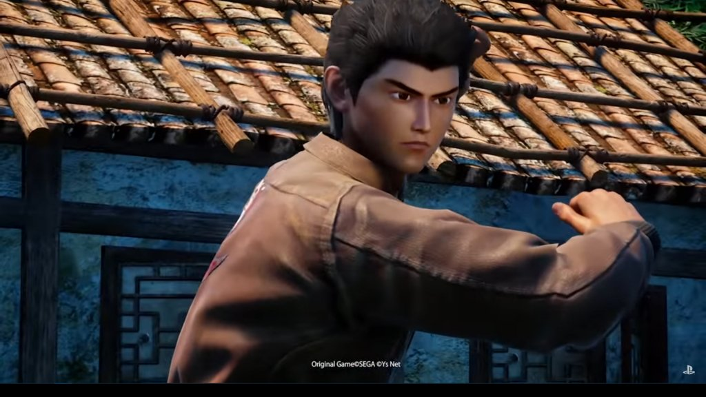 Shenmue III Video Thumbnail