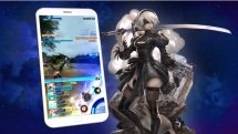 Star Ocean Anamnesis Nier Automata Collaboration teaser screenshot