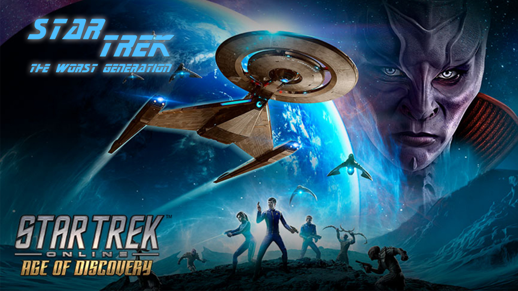 Colton and Jason tackle the Starbase One instance in Star Trek Online!
