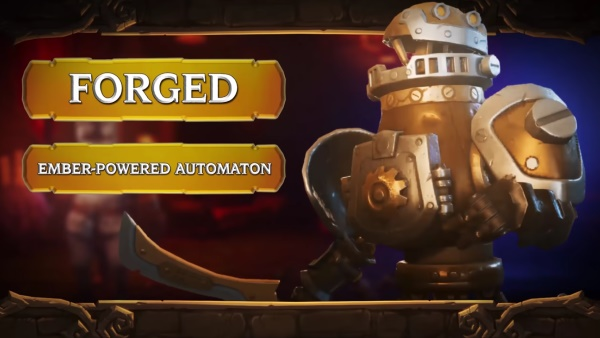 Torchlight Frontiers Forged Class Trailer