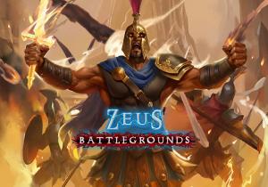 Zeus' Battlegrounds Game Profile Banner