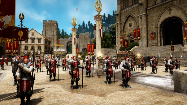 Black Desert Xbox Beta Screenshot