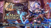 Alchemist Code New Global Unit Minerva