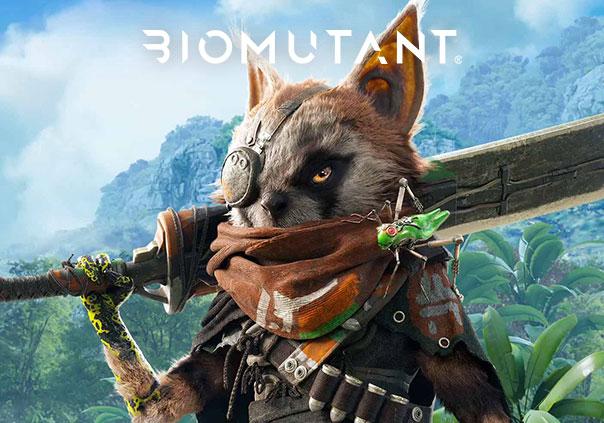 Biomutant Game Profile Banner