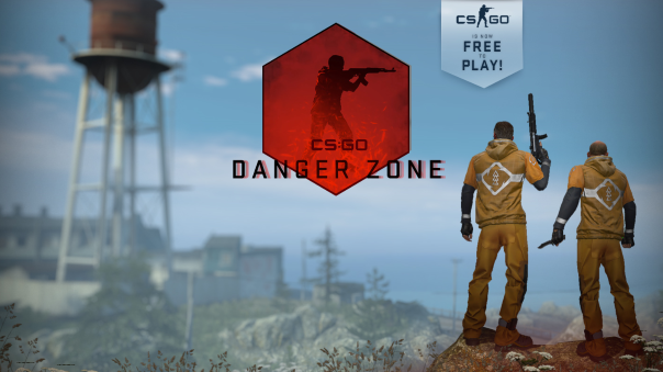 CSGO Danger Zone Announcement Header