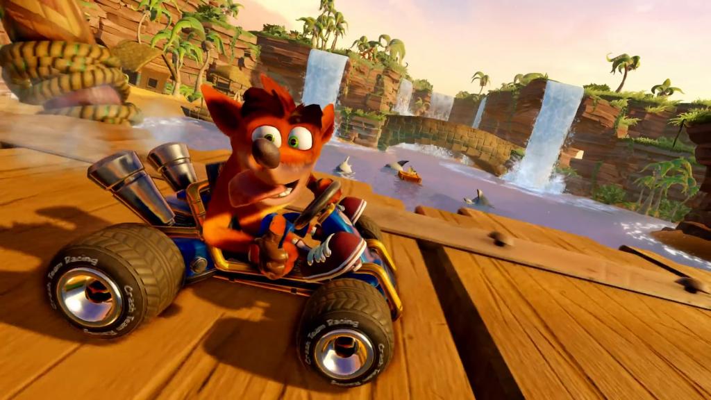 Crash Team Racing Nitro-Fueled Video Thumbnail