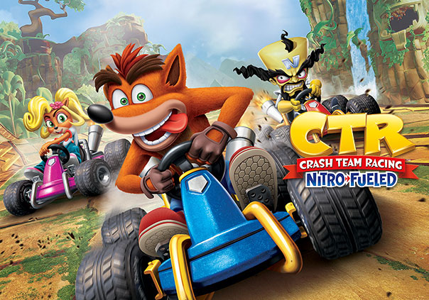 Crash Team Racing Nitro-Fueled Game Profile Image