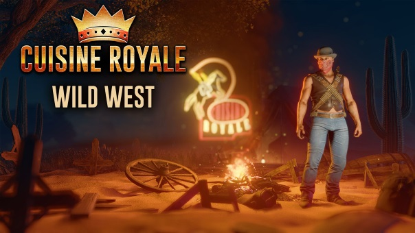 Cuisine Royale Wild West season
