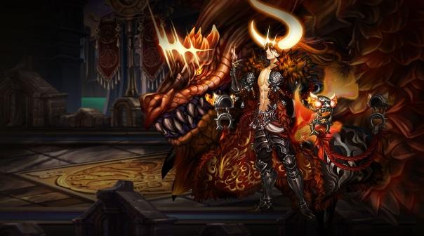 Dragon Blaze Chapter 6 Update