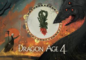 Dragon Age 4 Game Profile Banner