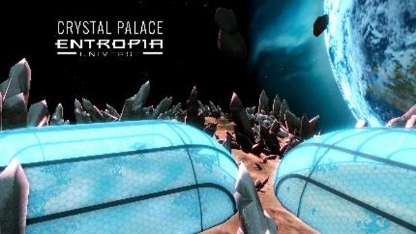 Entropia Universe Crystal Palace Sale