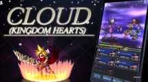 Final Fantasy Brave Exvius x Kingdom Hearts