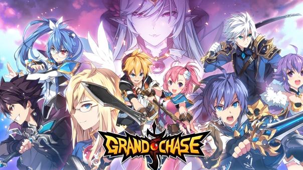 GrandChase Mobile Key Art