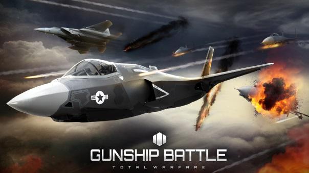 Gunship Battle Total Warfare launch