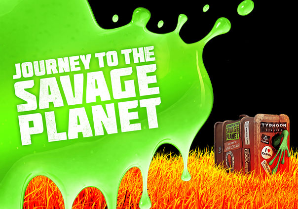 Journey to the Savage Planet Game Profile Banner