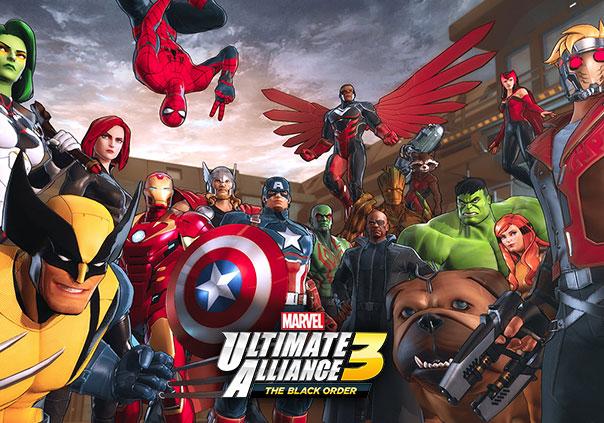 Marvel Ultimate Alliance 3 Game Profile Banner