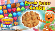 National Cookie Day in Cookie Jam Blast