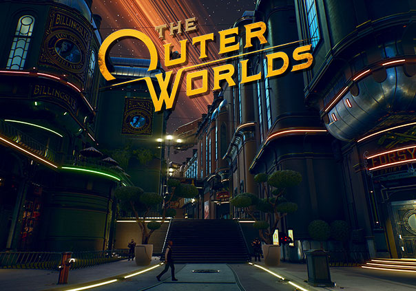 Outer Worlds Game Profile Image