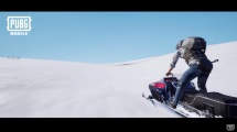 PUBG Mobile Vikendi Snow teaser