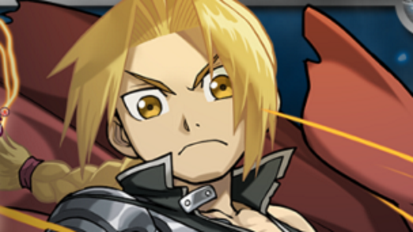 Puzzle and Dragons FMA Brotherhood Collab